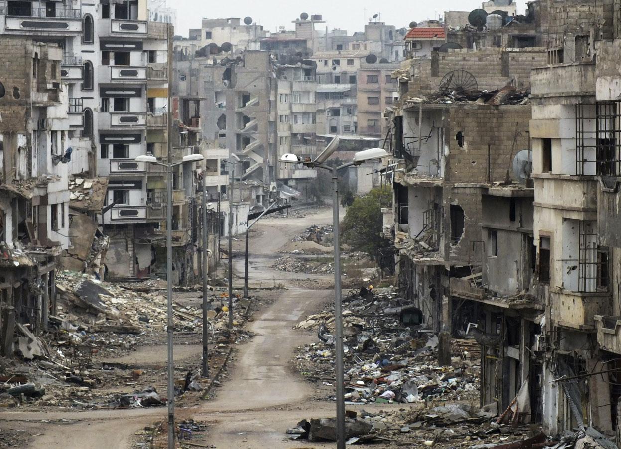 المشروع المنتظر: إعمار سورية على نار.. أقل من هادئة!