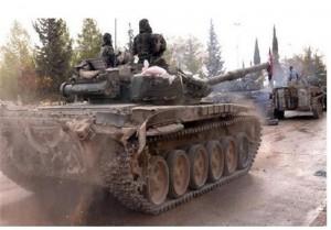 عودة نظام الأسد إلى هضبة الجولان
