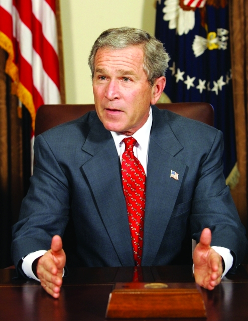 السياسة الخارجية الأميركية بعد هجمات 11 أيلول – سبتمبر(2001- 2002)