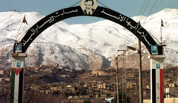 بلدة الحضر السورية بين فكي المعارضة وإسرائيل