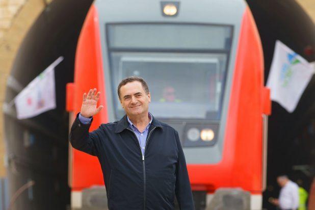 مشروع سكة حديدية بين إسرائيل والدول العربية