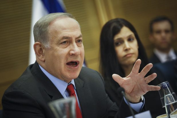 نتنياهو : إسرائيل عازمة على منع إيران من التموضع في سورية