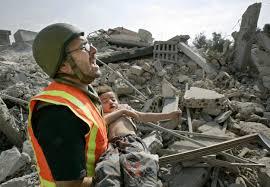 مجزرة قانا والوحشية الهمجية الإسرائيلية