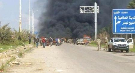 استشهاد 40 وإصابة العشرات في تفجير استهدف حافلات كفريا والفوعة