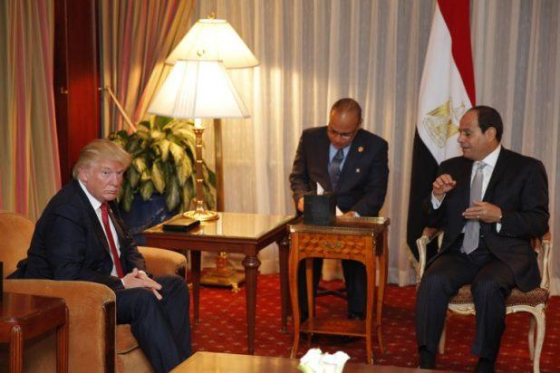 أهمية لقاءات الزعماء العرب مع ترامب