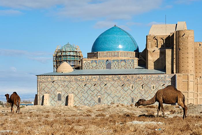 عن المسلمين الأويغور في تركستان الشرقية