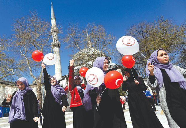المعارضة تخشى تحويل تركيا فيديرالية
