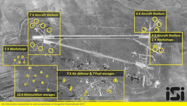 الهجوم الأميركي على سوريا: رسالة إلى العالم وليس تغييراً استراتيجياً