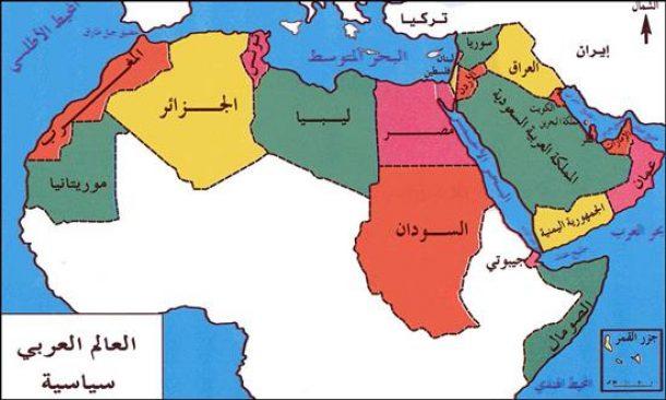من ينفذ تقسيم كامبل بانرمان للمنطقة العربية؟