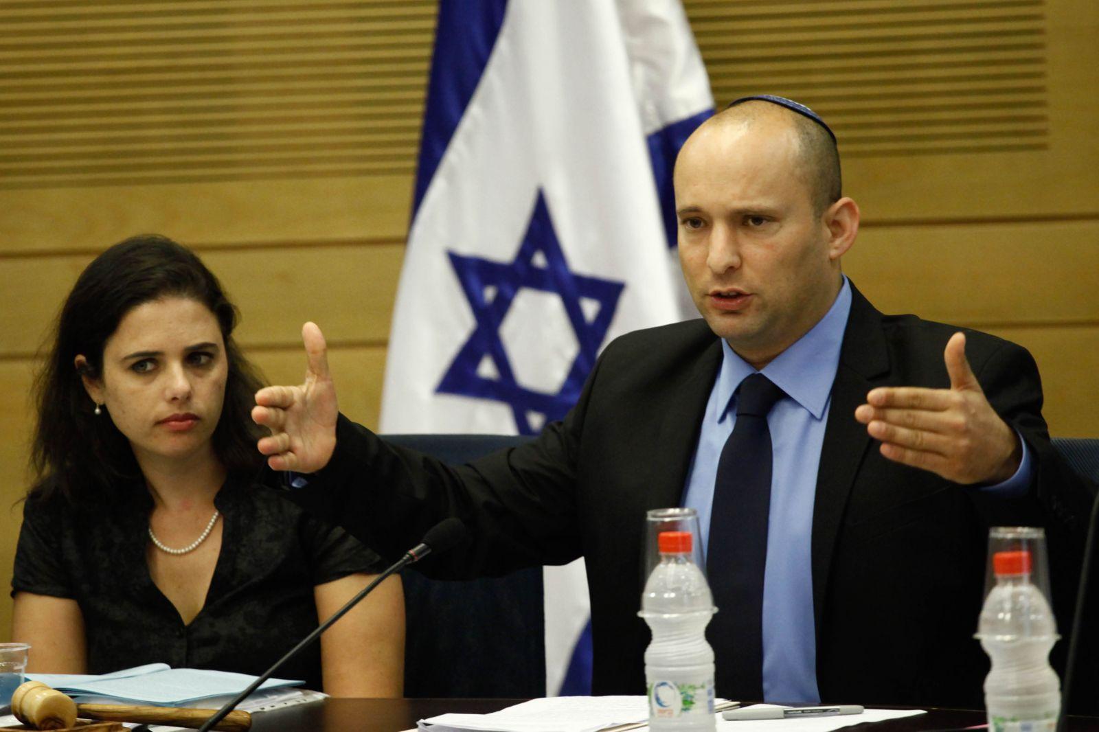 """إعادة انتخاب نفتالي بينت رئيساً لـ""""البيت اليهودي"""""""