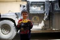 """عرائس الأطفال تعود إلى الموصل بعد هزيمة """"داعش"""""""