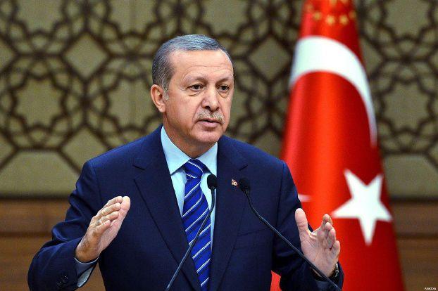 إردوغان: الحدود مع سوريا تعرضت لقدر كبير من القذائف