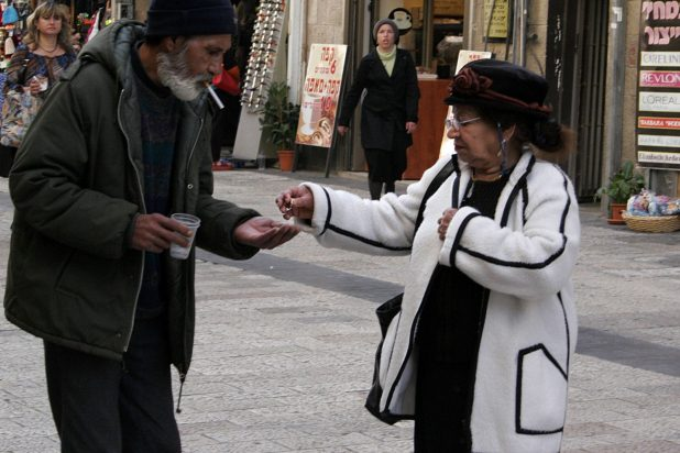 كم من المال يتبرع الإسرائيليون سراً ولمن؟
