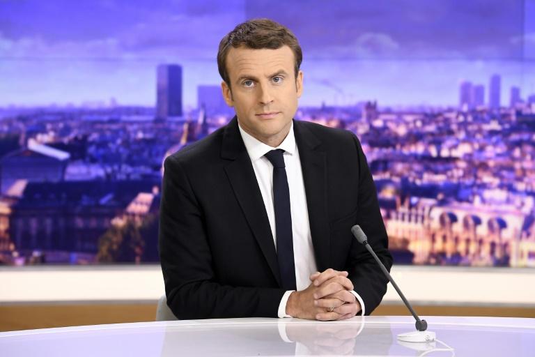 فوز ماكرون خبر جيد لإسرائيل ولليهود في فرنسا