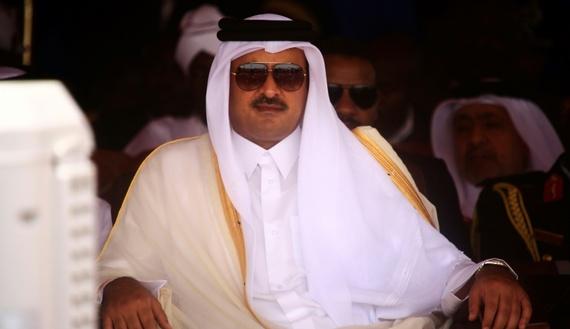 تقرير فرنسي: لماذا اختفى أمير قطر؟