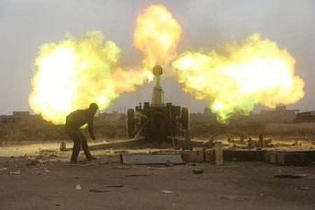 القوات العراقية تتقدم في الموصل القديمة وتضيق الخناق على داعش