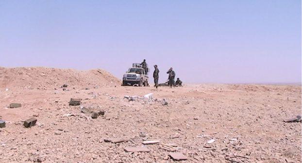 سباق محموم للسيطرة على البادية السورية