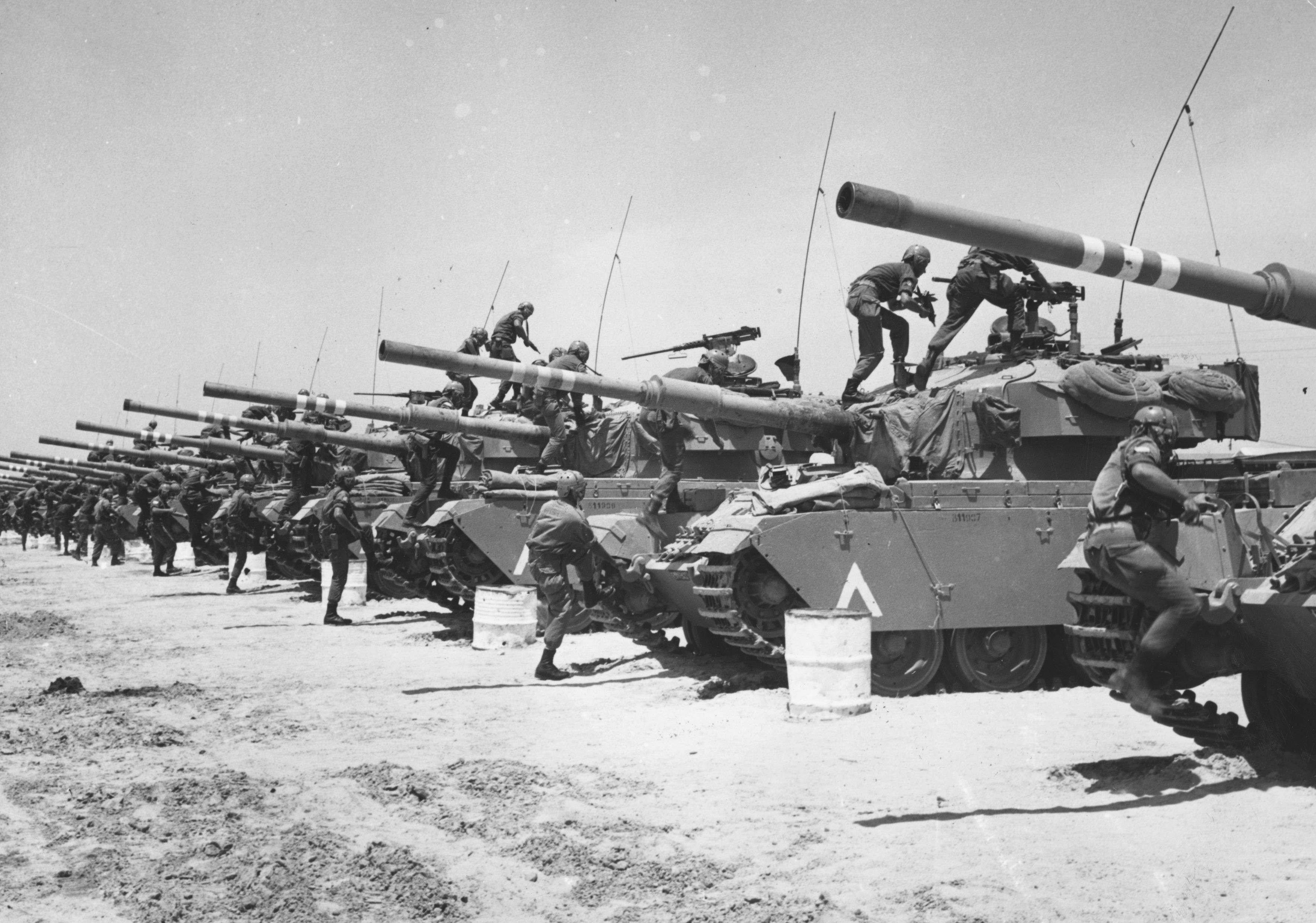 حرب 1967 أطول حرب في تاريخ إسرائيل