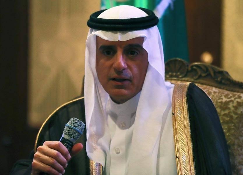 الجبير: على قطر إنهاء دعمها للإخوان وحماس لإعادة العلاقات