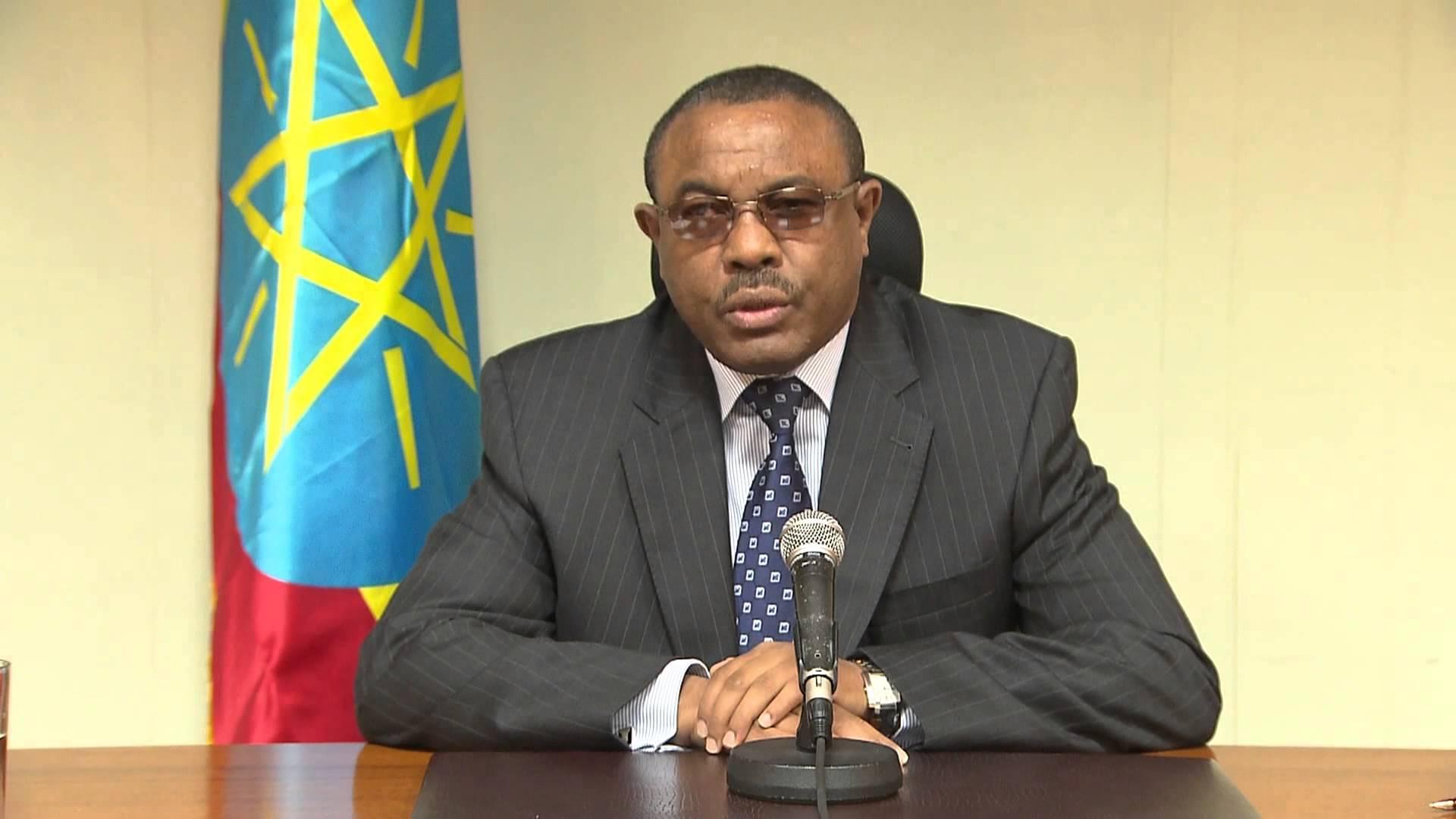 رئيس الحكومة الأثيوبية يقوم بأول زيارة إلى إسرائيل