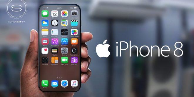 بالفيديو : تصميم جديد لهاتف أيفون 8 أقرب للخيال