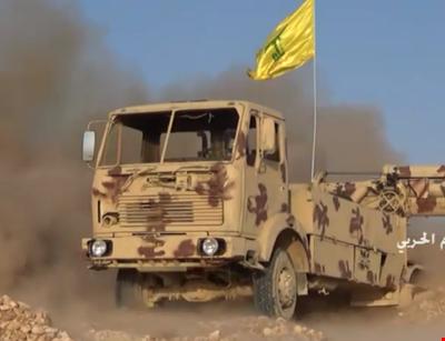 حزب الله يسيطر على مناطق في جرود عرسال