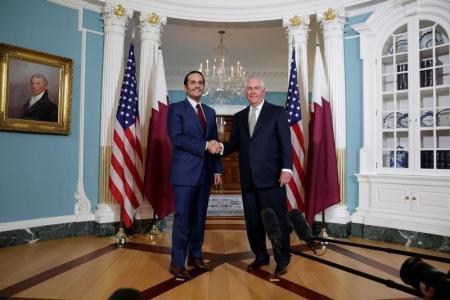أميركا وقطر توقعان مذكرة تفاهم لمكافحة الإرهاب وتمويله