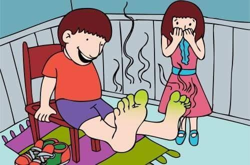 وسائل للتخلص من رائحة القدمين الكريهة في الصيف