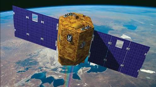 إسرائيل تطلق أول قمر صناعي خاص بها للبحوث البيئية