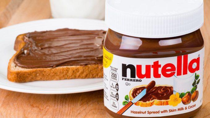 """""""نوتيلا"""" ليس مصنوعاً من الشوكولا.. ستتوقفون عن تناوله بعد هذا الخبر!"""