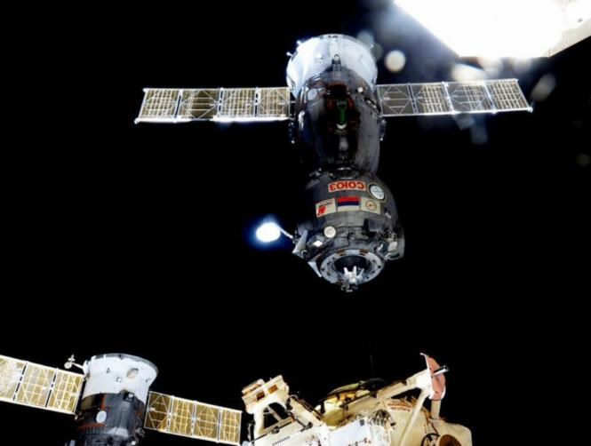 محطة فضاء ستزور الأرض قريباً!