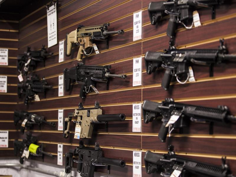 السلاح سبب القتل الجماعي في الولايات المتحدة
