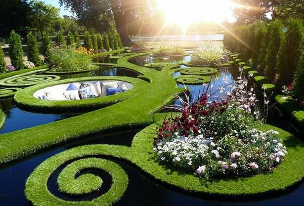بالصور – لن تصدق أغرب 7 حدائق في العالم!
