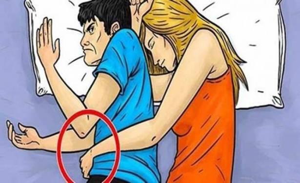 10 أسرار غريبة 90% من الرجال لا يخبرون أحد عنها لأنها تخيفهم !!!