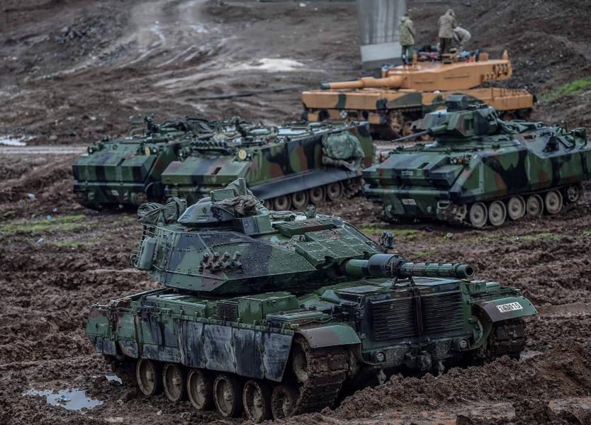 """تصاعد التوتر الأميركي – التركي بسبب عملية """"غصن الزيتون"""""""