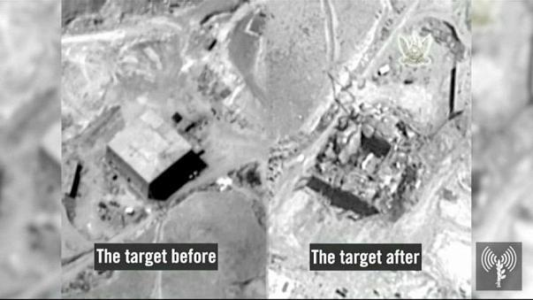 إسرائيل تعترف رسمياً بتدمير المفاعل النووي السوري سنة 2007