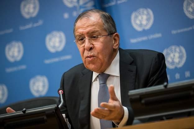 إنترفاكس نقلا عن لافروف: روسيا لا توافق على انتزاع حفتر للسيطرة في ليبيا