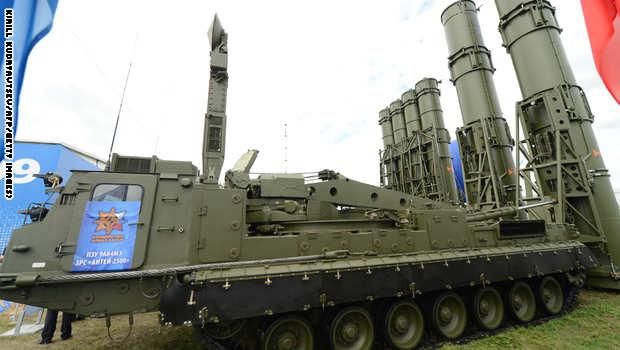 روسيا تشدد إجراءاتها ضد إسرائيل في أجواء سوريا