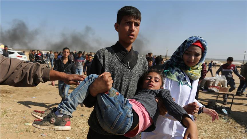 في الطريق إلى الهاوية يجب التوقف في غزة