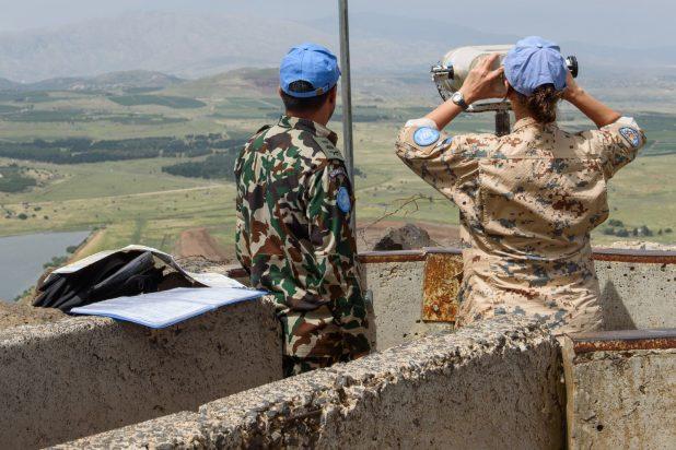 نحو ملاءمة مهمة قوات الأوندوف في الجولان لمواجهة التحديات الجديدة