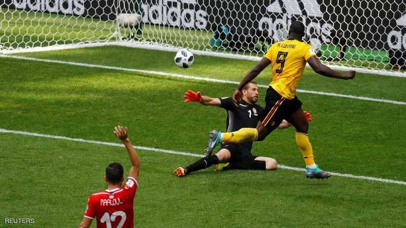 تونس خارج كأس العالم بعد هزيمتها أمام بلجيكا