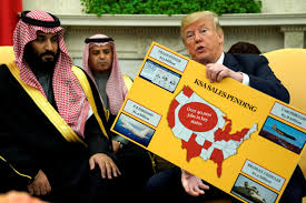"""ترامب يسعى لإنشاء """"حلف ناتو عربي"""" لمواجهة إيران"""