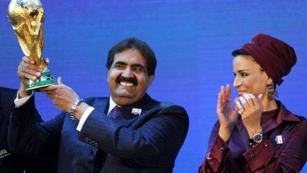 """صنداي تايمز: قطر """"أدارت حملة لتشويه منافسيها"""" لتنظيم كأس العالم 2022"""