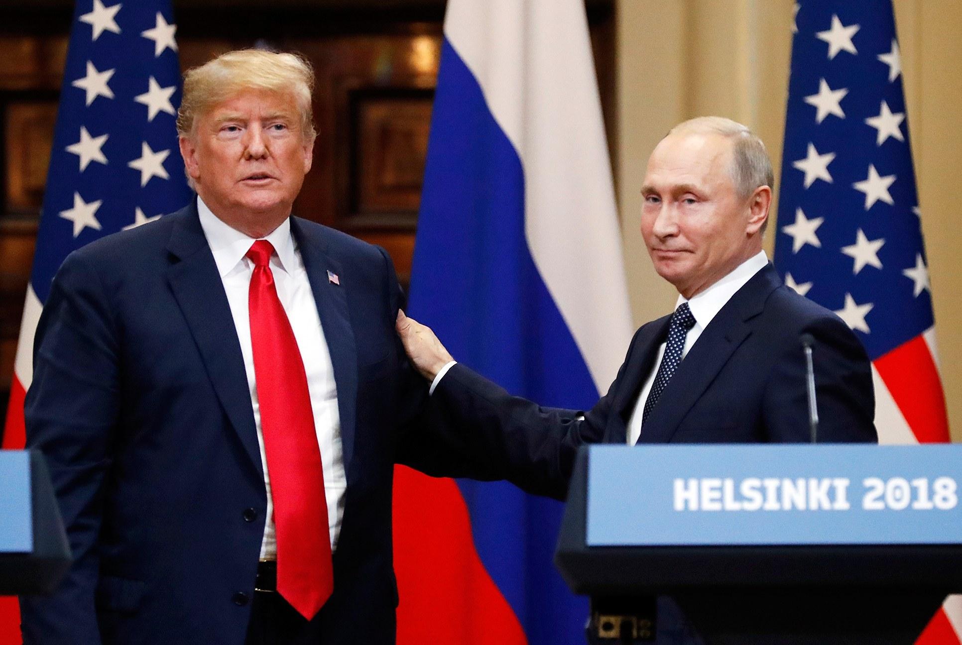 روسيا تنفي تنصتها على مكالمات ترامب