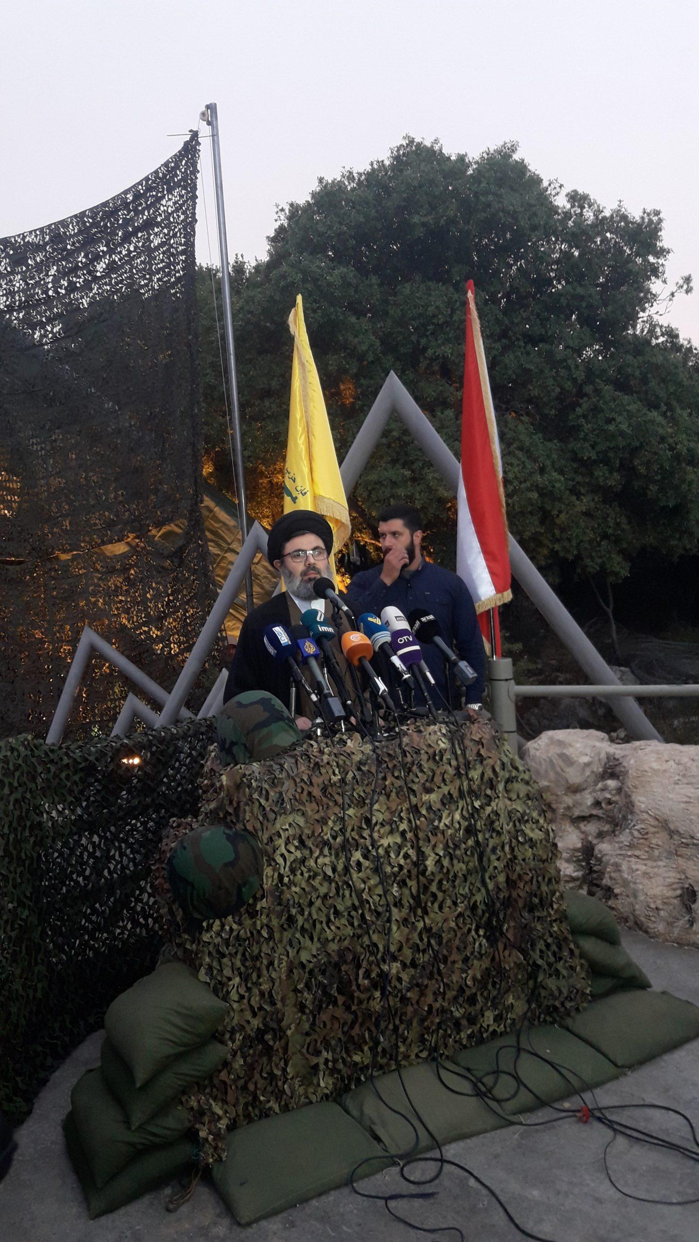 لماذا كشف حزب الله عن صاروخ خيبر 1؟