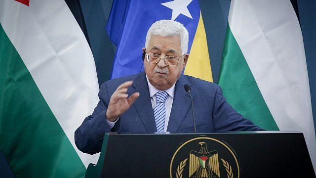 """رئيس """"الشاباك"""" يعقد اجتماعاً مع عباس في رام الله"""