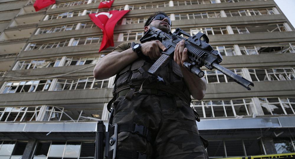الشرطة التركية تدخل مبنى القنصلية السعودية في إسطنبول