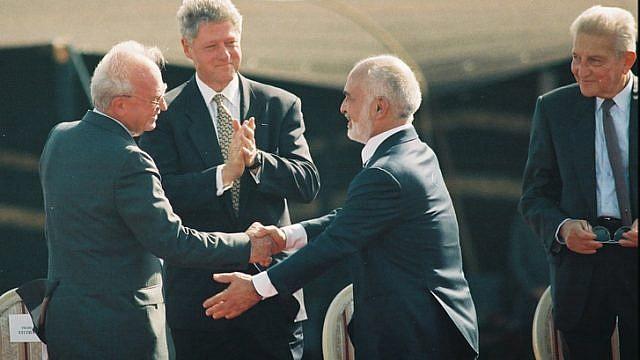 الأردن يلغي ملحقات اتفاقية السلام مع إسرائيل