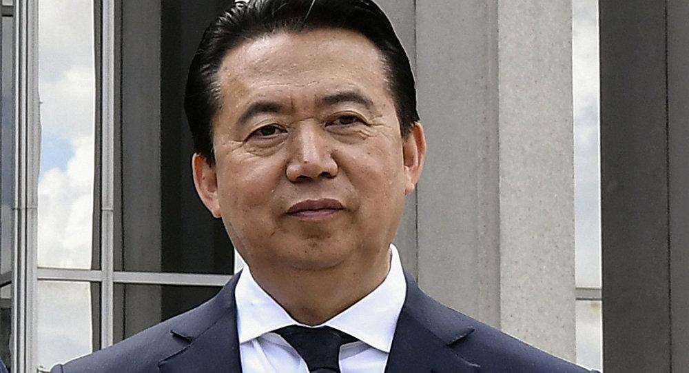 رئيس الإنتربول يختفي في الصين