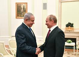 لقاء نتنياهو - بوتين